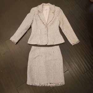 GIRLS PAGEANT INTERVIEW SUIT APPROX SZ 16